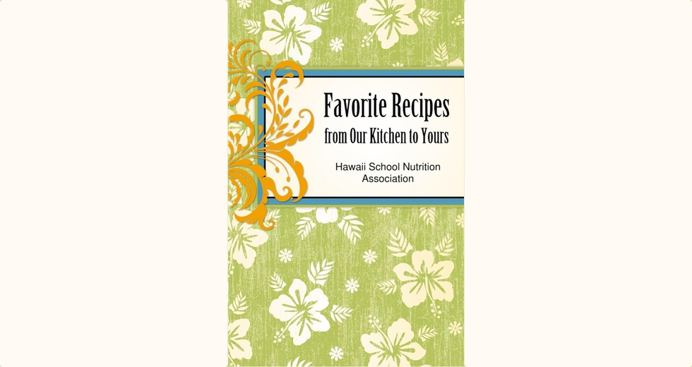 Hawaii SNA Cookbook! | Hawaii School Nutrition Association